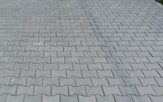 "Технические характеристики и преимущества тротуарной плитки ""Катушка"""