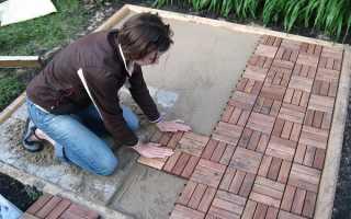 Клей для тротуарной плитки