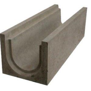 бетонный водосток