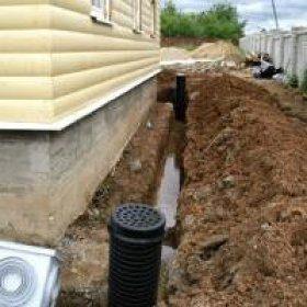 борьба с грунтовыми водами при устройстве дренажа