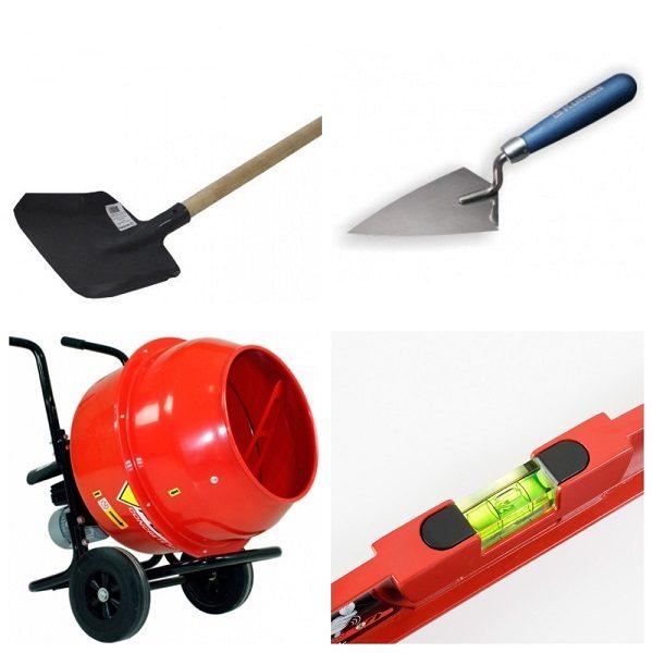 инструменты для изготовления бетонного бордюра