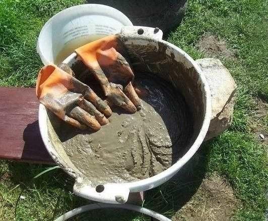 приготовление смеси своими руками