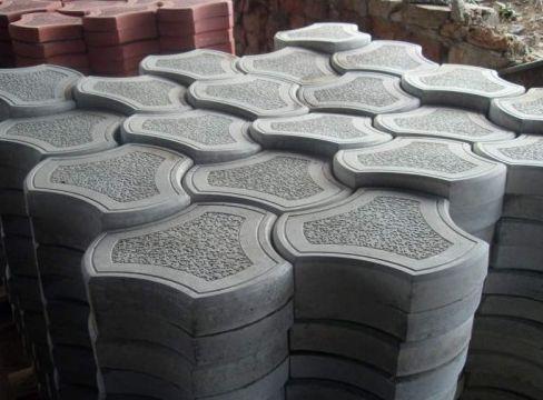 производство вибролитой тротуарной плитки
